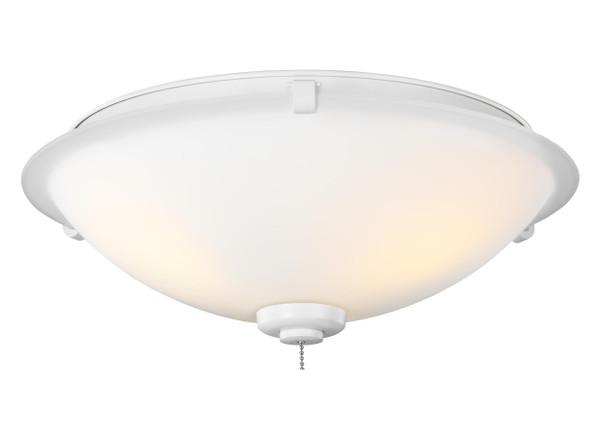 3 - Light LED Light Kit - Matte White - MC247RZW