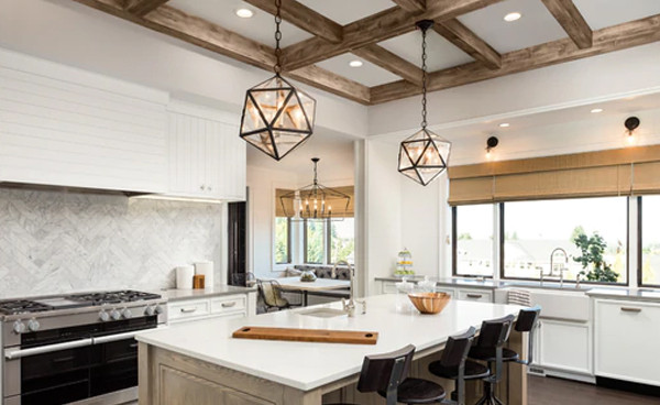 Choosing Light Fixtures for Your Brand New Custom Home