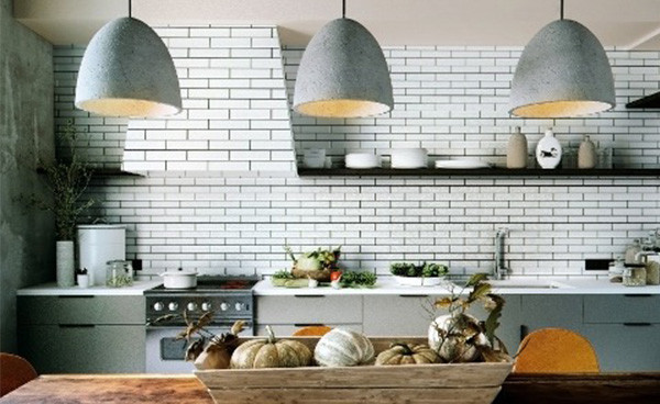 Don't Forget Lighting When Designing Your Kitchen