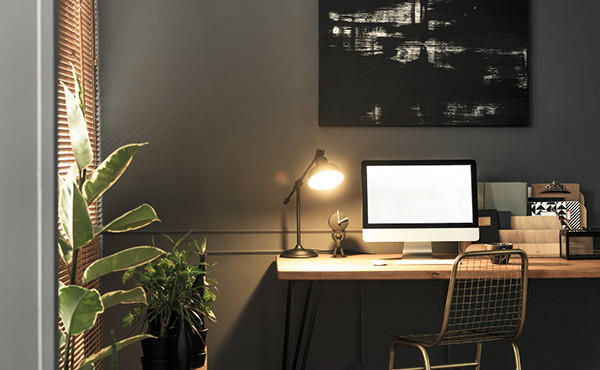 Modernize Your Home Office with New Desk Lamps