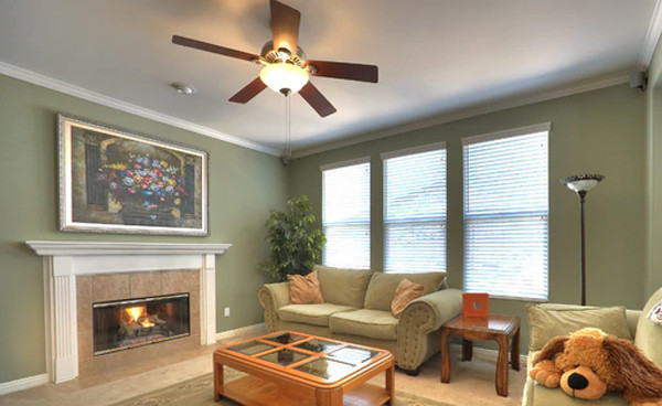 Pretty & Practical - Four Stylish Ceiling Fans for Your Home