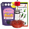Feeder and Nectar Gift Pack 1 (Includes 1x BHCONM, 1x PR-GUIDE, 1x PR-8-HUM-FEEDER, 1x PR-TRAP Ant Moat)