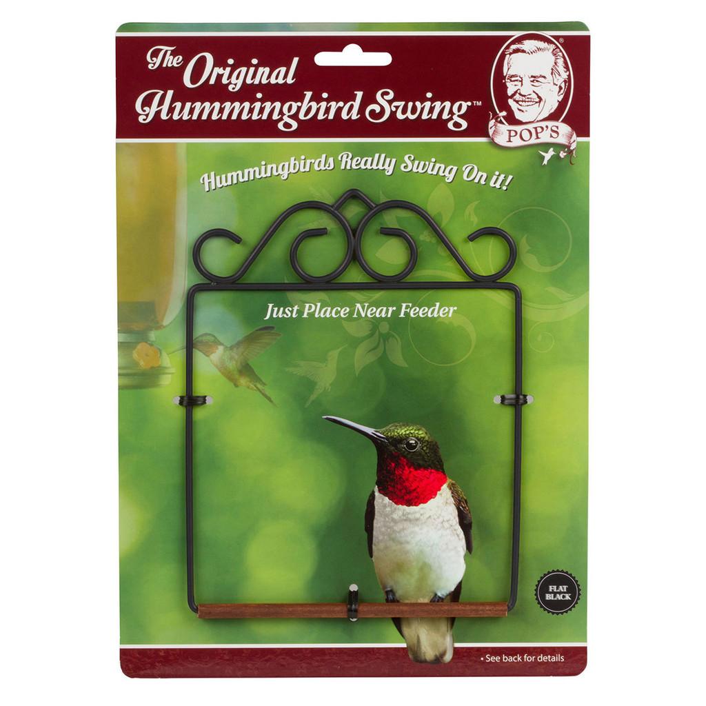 Original Hummingbird Swing (Black)