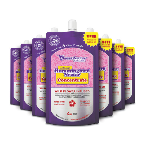 Sweet-Nectar™ Hummingbird Nectar Concentrate 250ml. (12 pk)