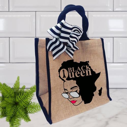 Black Queen Tote