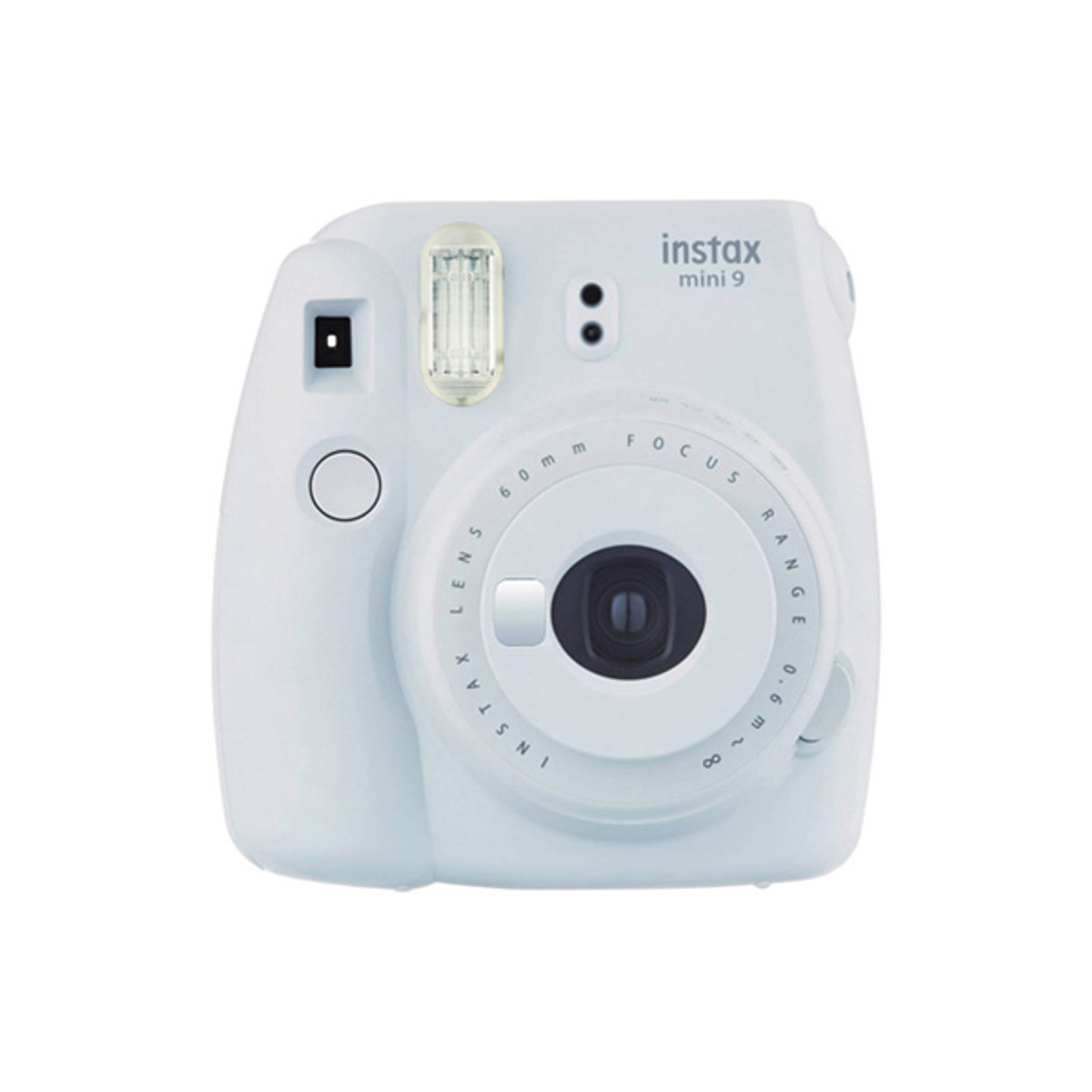 Fuji Instax Mini 9 - Smokey White