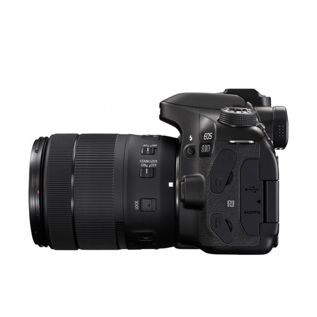 EOS 80D w/18-55 IS STM - Save $300