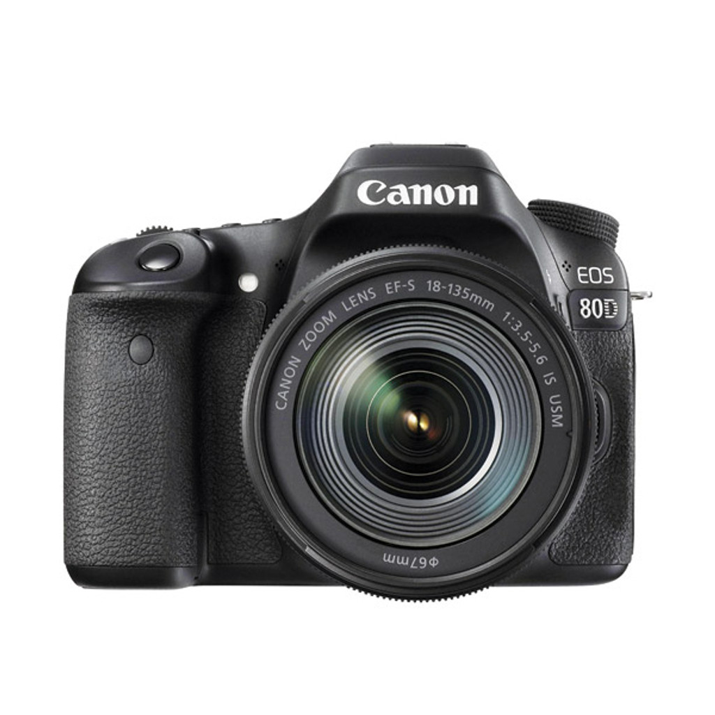 EOS 80D Body - Save $300