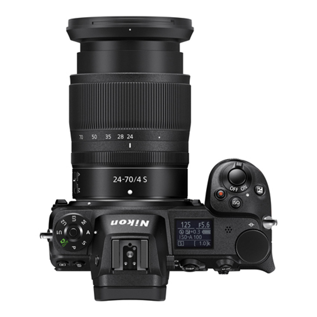 Z7 Mirrorless Kit w/24-70mm f/4.0 S Lens - Save $800