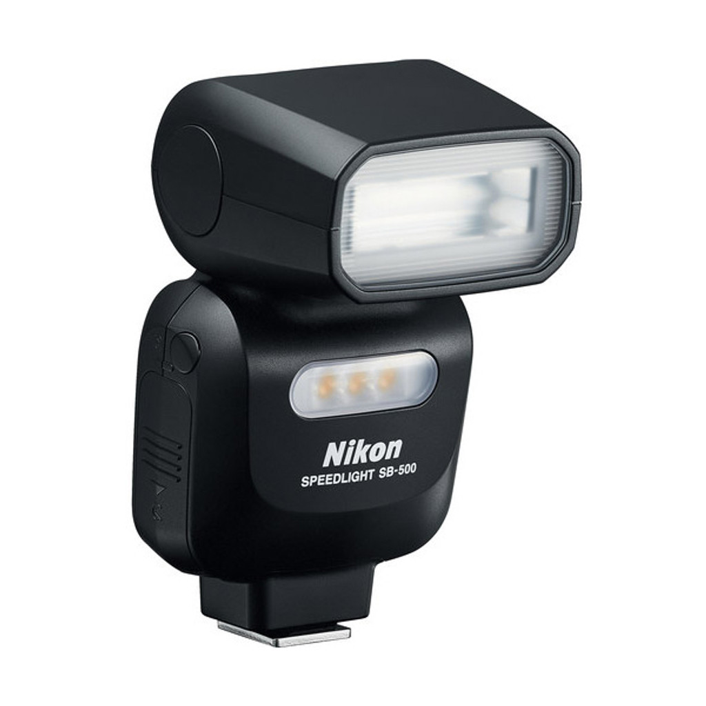 Nikon SB-500 Speedlite Flash