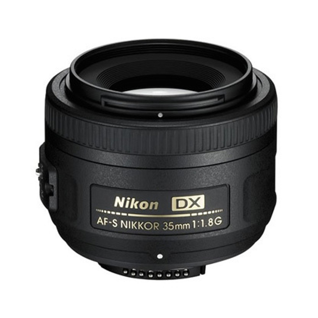 AF-S DX Nikkor 35mm f/1.8G - Save $30