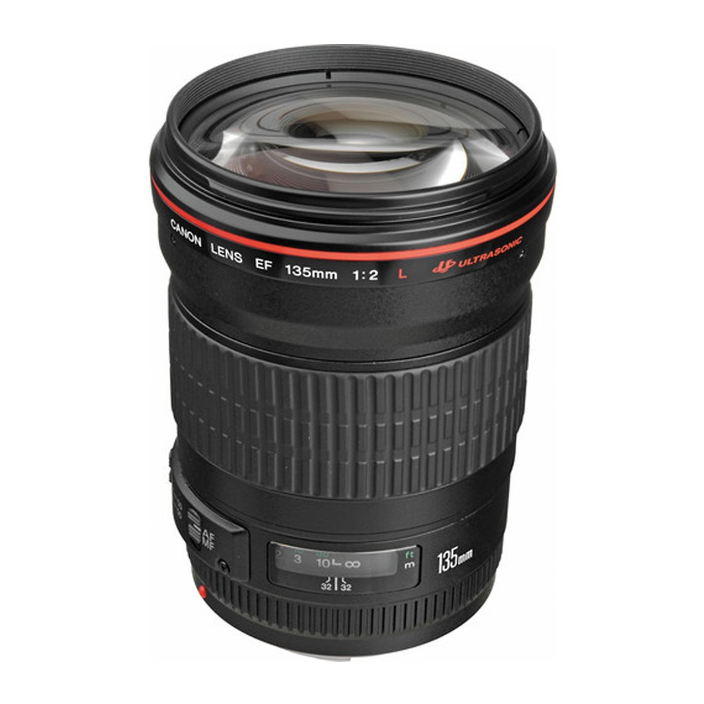 Canon EF 135mm f/2.0 L Series - Save $170