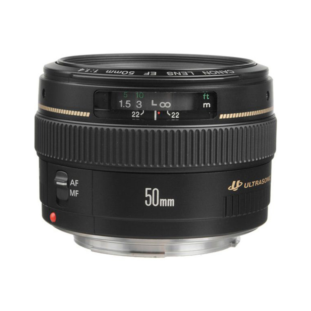 Canon EF 50mm f/1.4 - Save $50