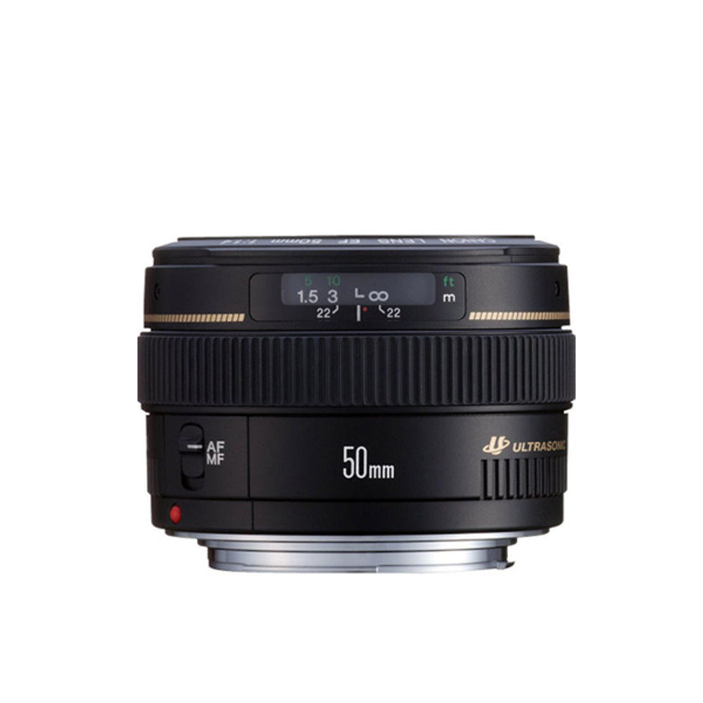 Canon EF 50mm f/1.4 - Save $190
