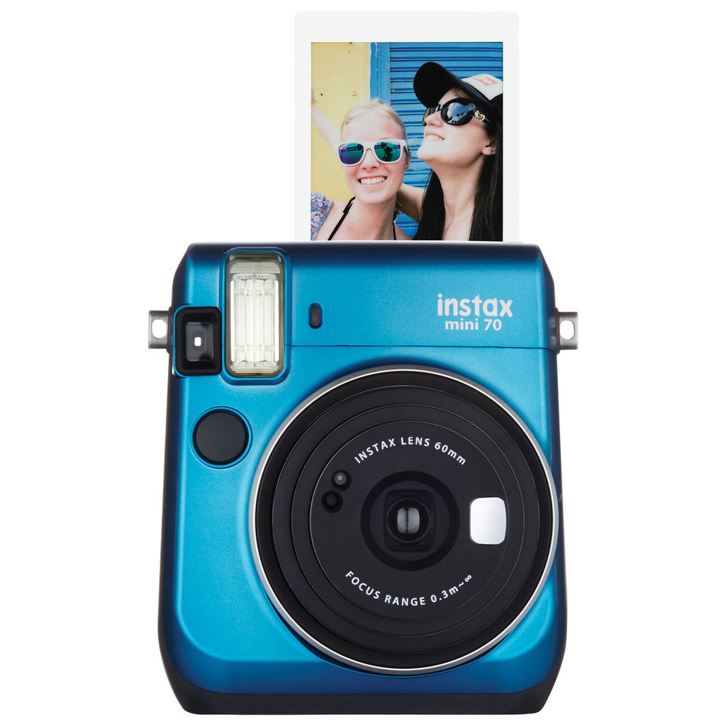 Fuji Instax Mini 70 - Blue - Save $30