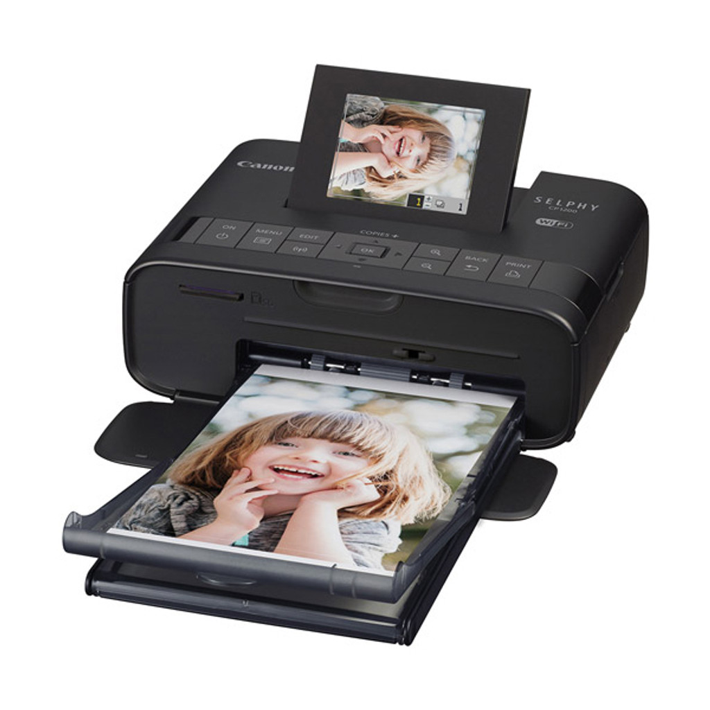 Canon Selphy CP1200 Printer