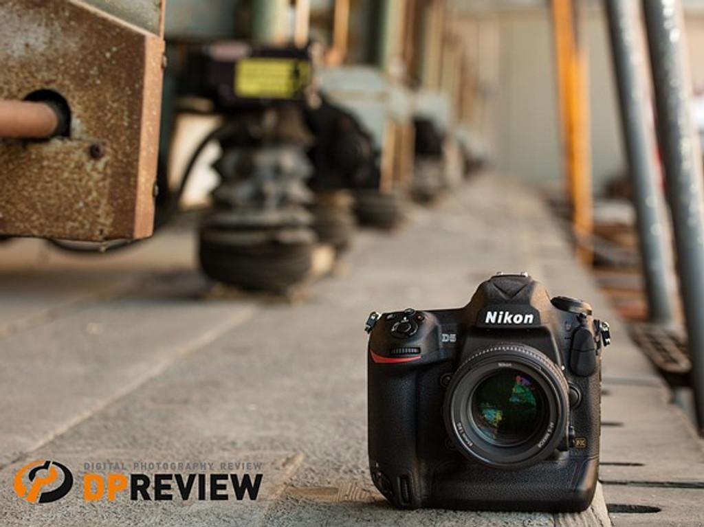 Nikon D5 firmware update