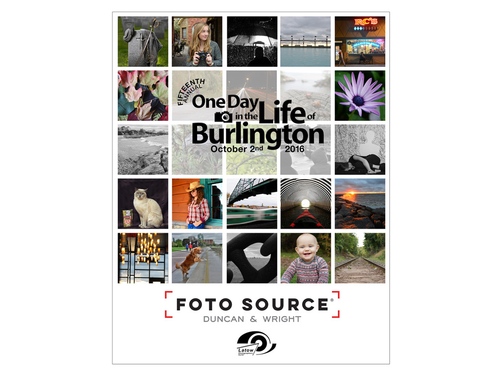 "15th Annual ""One Day in the Life of Burlington 2016"" Photo Contest"