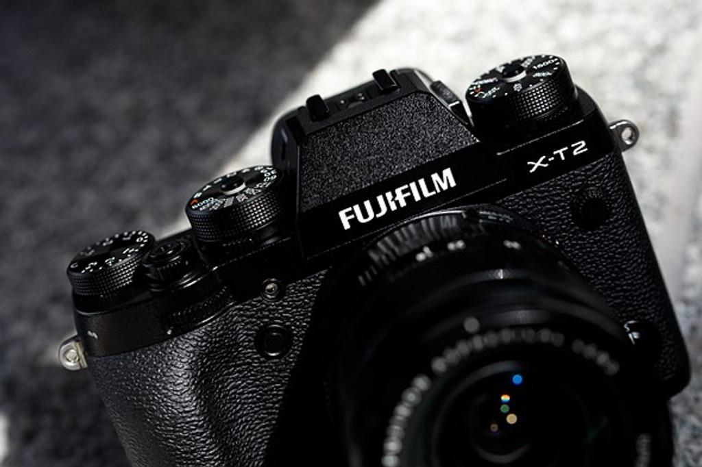 Fujifilm X-T2 First Impressions