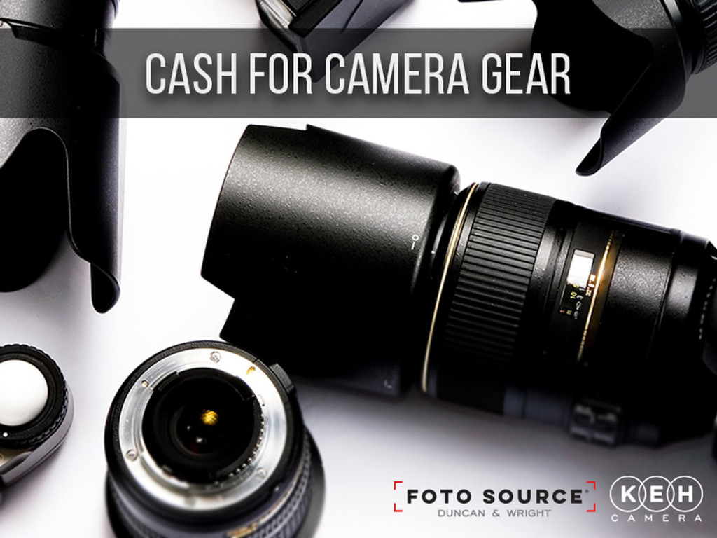 Cash for Cameras Event - June 7th & 8th