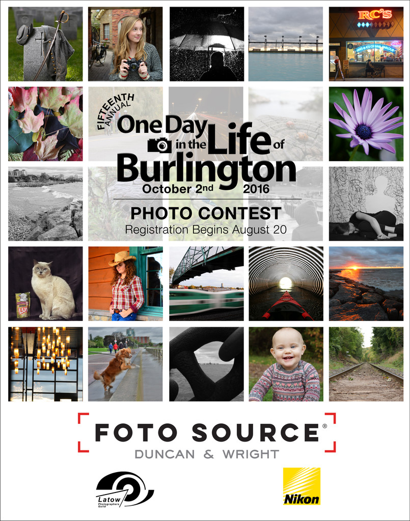 """Day in the Life of Burlington"" Photo Contest"