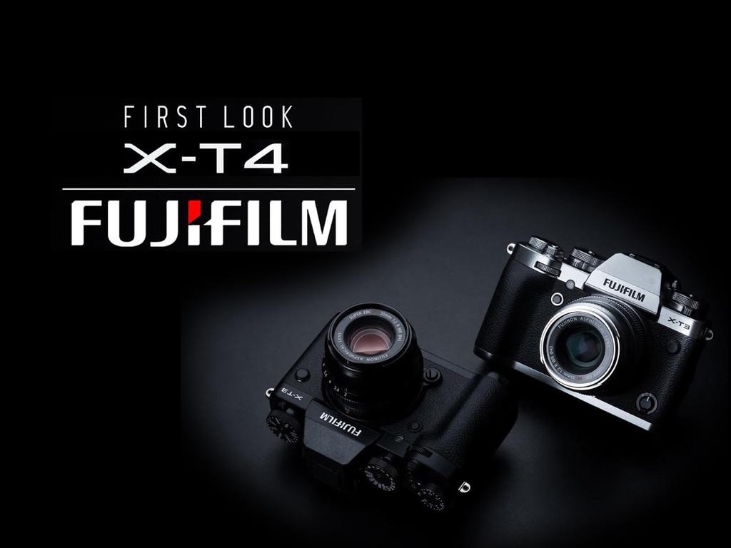 FUJIFILM X-T4