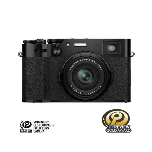 NEW - FUJIFILM X100V Black