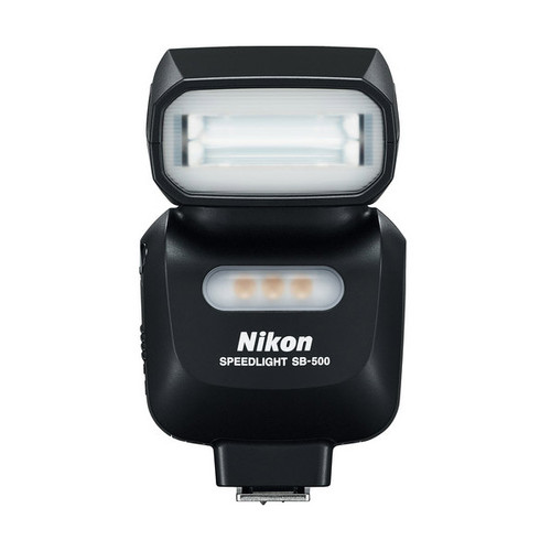 Nikon SB-500 Speedlite Flash - Save $20