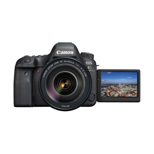 EOS 6D MK II Body - Save $600