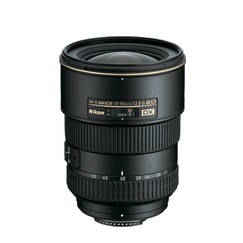 AF-S DX Nikkor 17-55mm f/2.8G IF-ED - Save $70