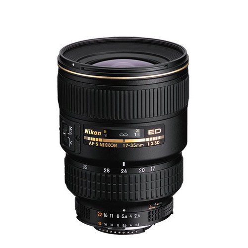 AF-S Nikkor 17-35mm f/2.8D IF-ED - Save $90