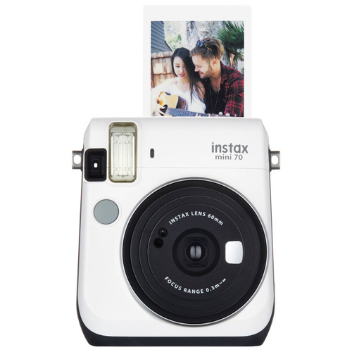 Fuji Instax Mini 70 - White - Save $30