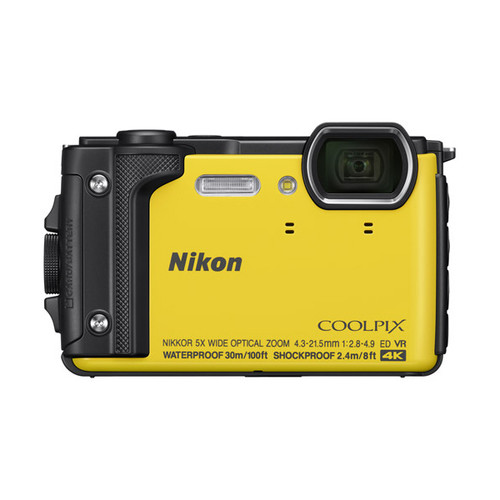 CoolPix W300 Yellow