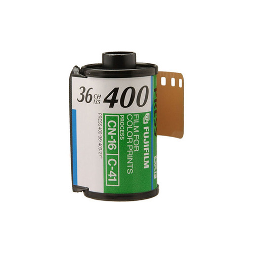 FUJIFILM CH 135/36 400 Film - Single Roll