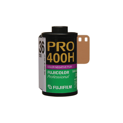 Fuji Pro 400H 135-36 - Single Roll (DISCONTINUED)