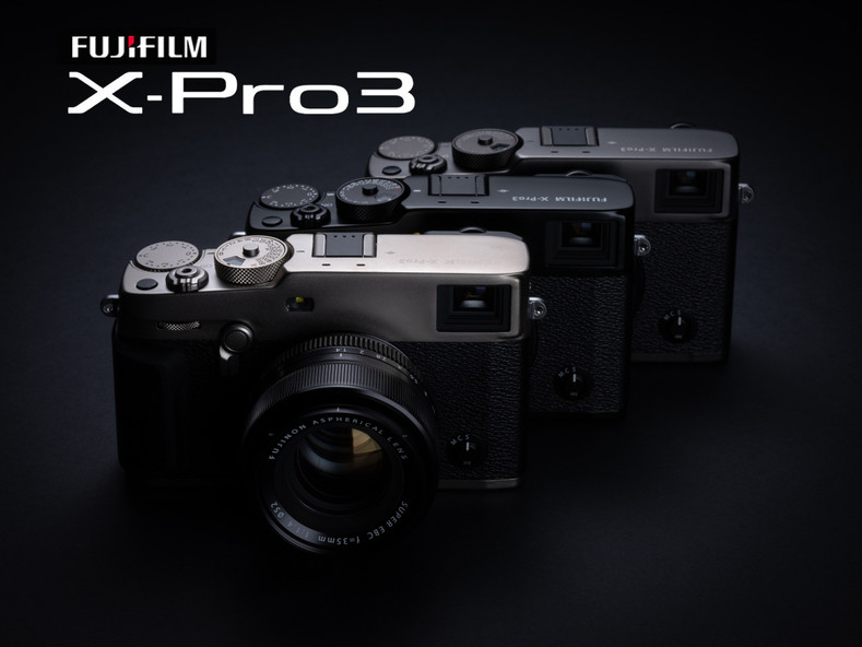 The FUJIFILM X-Pro3: The Definition of Pure Photography