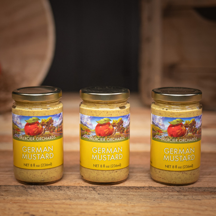 German Mustard (3 Pack)