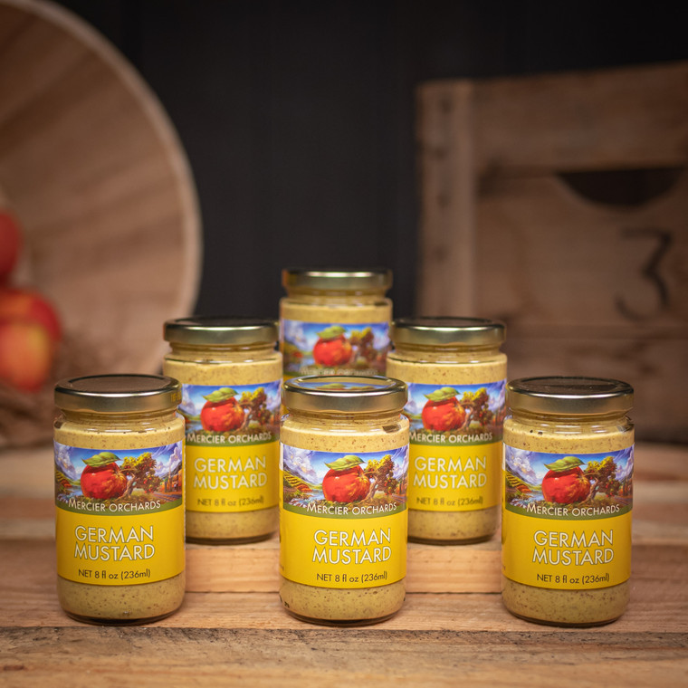 German Mustard (6 Pack)