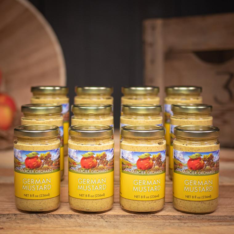 German Mustard (12 Pack)