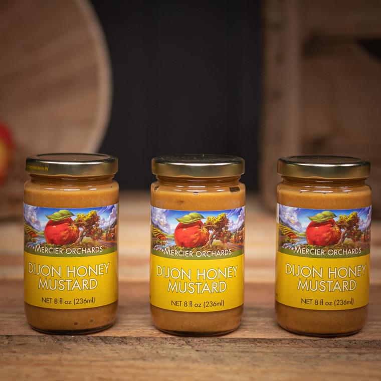 Dijon Honey Mustard (3 Pack)