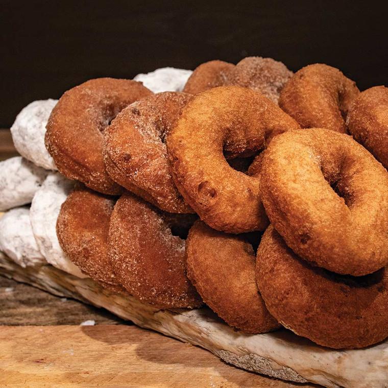 Apple Cider Donuts (2 Dozen)
