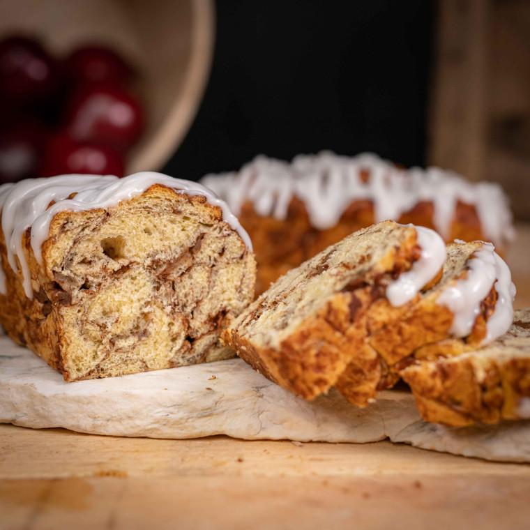 Apple Cinnamon Bread (2 Pack)