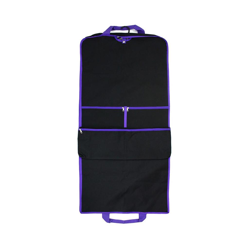 Danceree Costume Bag Long Black - Dancewear Garment Bag