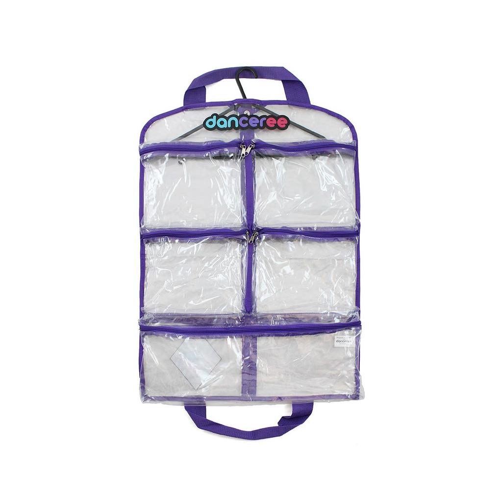 Danceree Costume Bag Pockets - Dancewear Compartment Bag