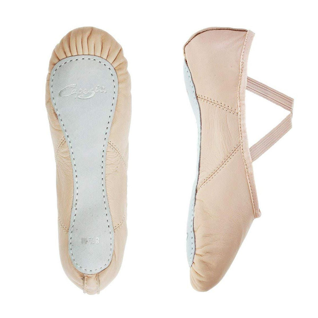 Capezio Full Sole Ballet Shoes Juliet Girls