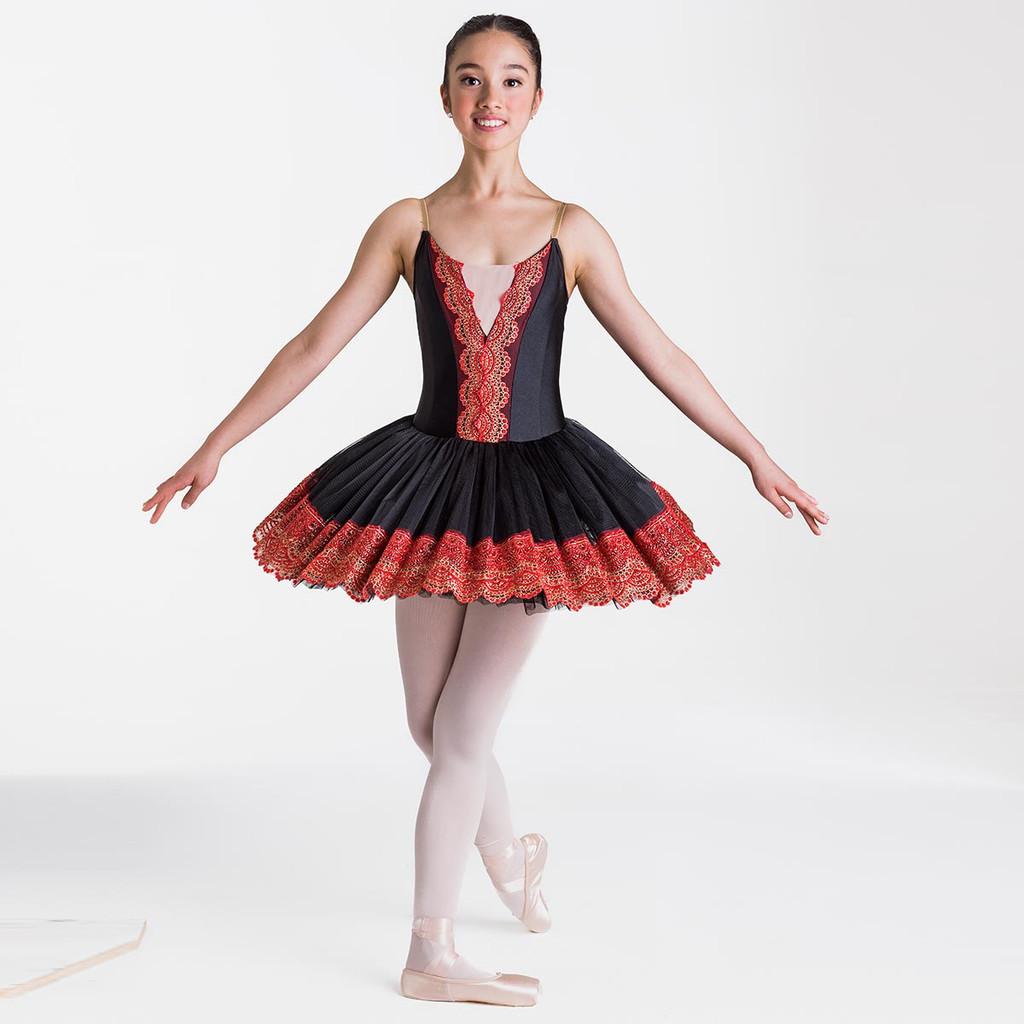 Studio 7 Dancewear Royal Tutu Dress Girls