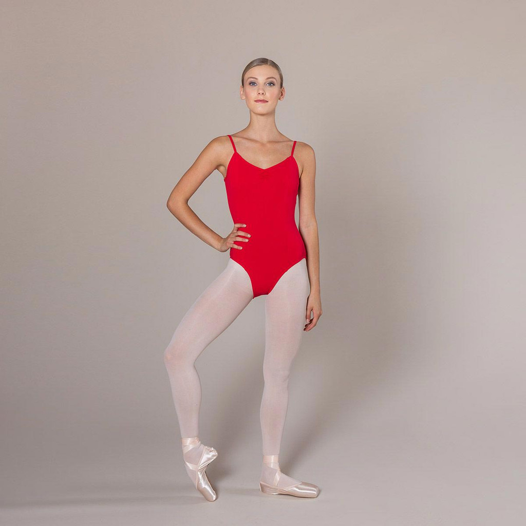 Energetiks Princess Line Thin Strap Leotard Ladies