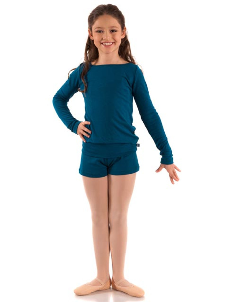 ENERGETIKS Merino Wool Pull Over Girls