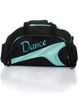 Studio 7 Dancewear Mini Duffel Dance Bag Turquoise