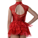Studio 7 Dancewear Showtime Detachable Half Dance Skirt - Girls